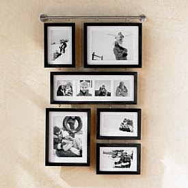 Berrymorins Bits And Tips Photo Frame Gallery Sets Red