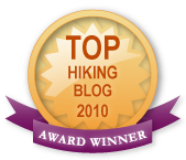 2010 Top Hiking Blog
