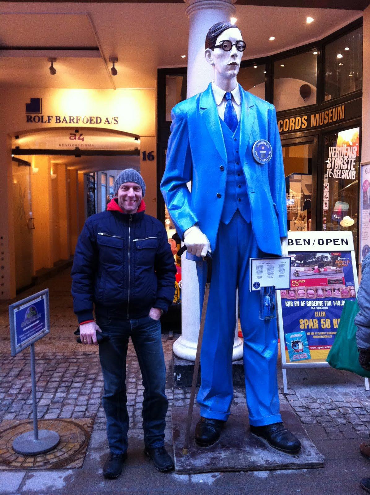 verdens højeste menneske