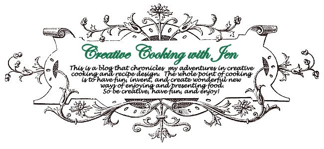 Creative Cooking with Jen
