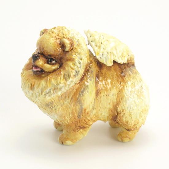 Pomeranian Figurine for Sale