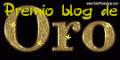 Nuevo premio al blog!! Gracias