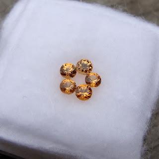 spessartine garnet gemstones