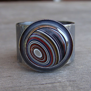 fordite jewelry