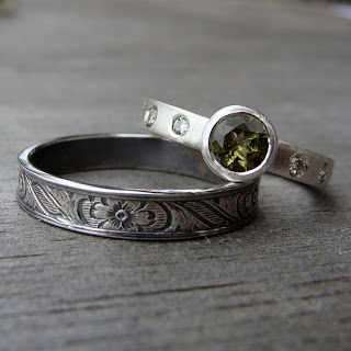ethical wedding set