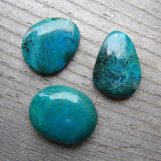 gem chrysocolla
