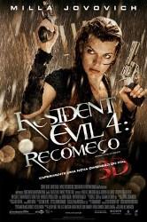 Resident Evil 4: Recomeço – Dublado
