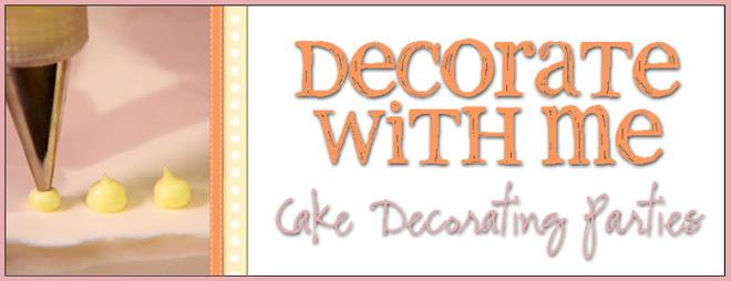 Decorate With Me Cake Decorating Kids Birthday Parties Santa Clarita Saugus Valencia