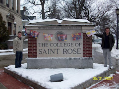 College of St Rose, Albany, New York.