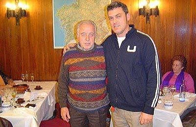 Amb el Senyor Serra a Madrid