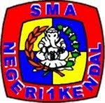 logo sma 1 kendal