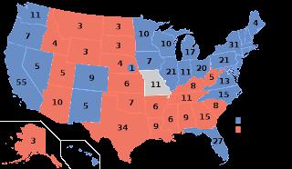 Elecciones presidenciales EEUU 2008