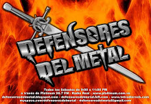 defensores del metal(venezuela)