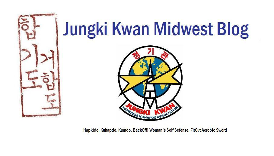 Jungki Kwan Midwest Hapkido Kuhapdo Self Defense Blog