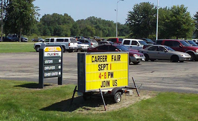 Gehl Job Fair Sep 1, 2010, 16:00-20:00 CDT