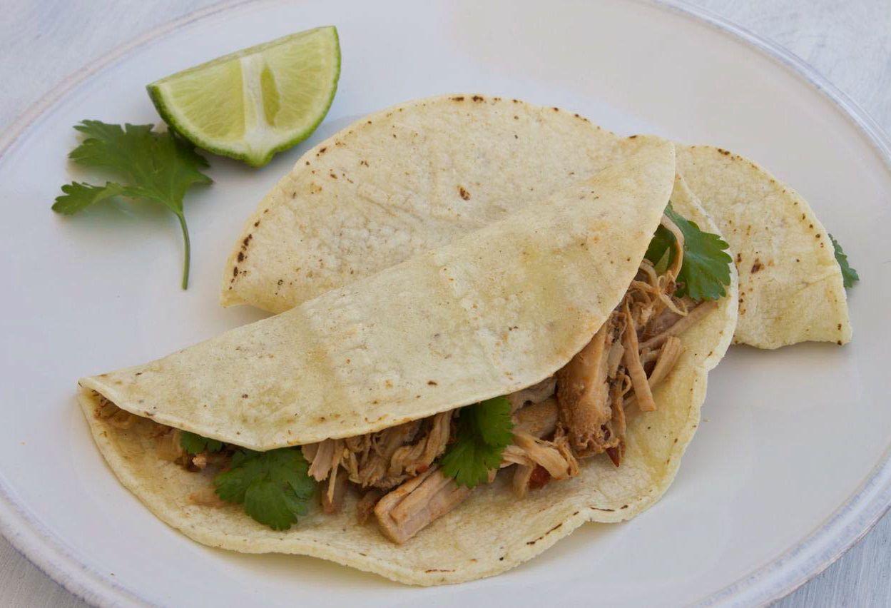kitchenfervor: Chipotle Pulled Pork Tacos
