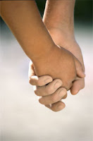 Holding hands can be beneficial for your body AND your relationships