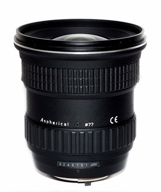 Tokina 11-16mm F2.8 AT-X 116 PRO DX Lens