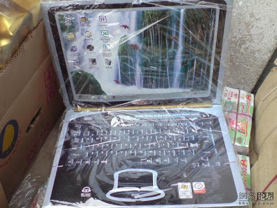 Hell Laptop For The Deceased in China
