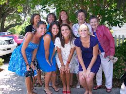 Aunts, Cousins & Ma