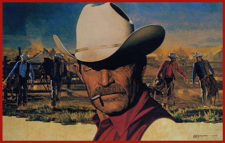 Granny Mountain: Marlboro Man