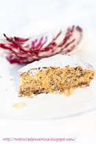 Torta dolce al radicchio