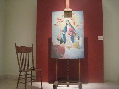 CYDT Arte En Linares 2009  Luz Fabila Montes De Oca  Pintora   1905