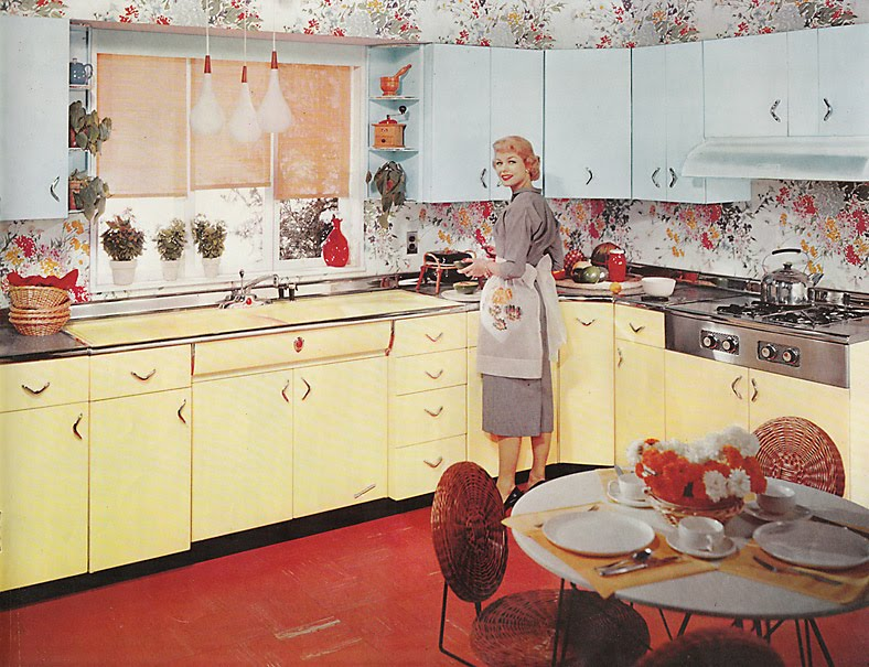 If You Have Any Interest In Vintage Steel Kitchen Cabinets, Or In Retro  Styled Kitchens In General, These Are A Must Have!