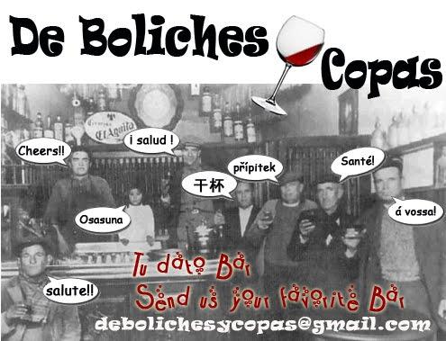 De Boliches y Copas