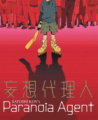 Satoshi Kon Paranoia+Agent