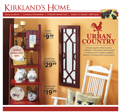 Kirklands Home Decor Store Coupons