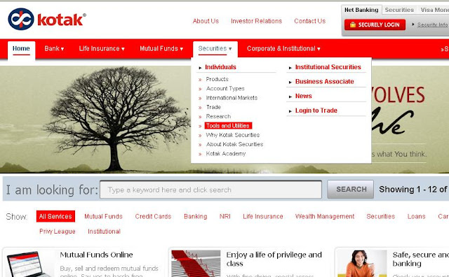 Kotak Net Banking Login3 Can You Download To Your On Forum