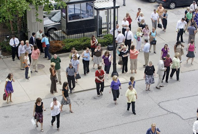 5.0 Magnitude earthquake shook Toronto, Ottawa, michigan and other area