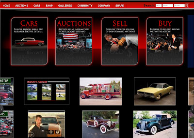 Barrett-Jackson Orange County Auction 2010