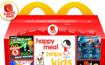 McWorld at happymeal.com : Fun Games, Puzzles, Toys, and More
