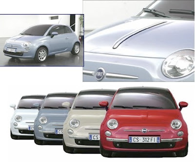 New Fiat Small Car 2012 Car launches in India - Photos Revealed