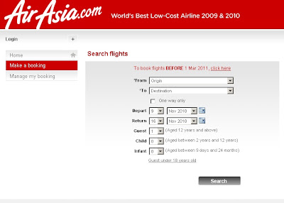 Airasia Online Ticket Booking Guide Letmeget Com