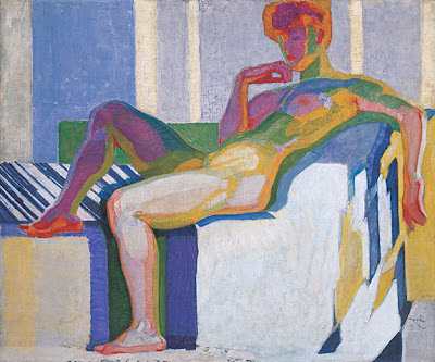 As a young man, Frantisek Kupka worked as a medium at séances, bridging the ...