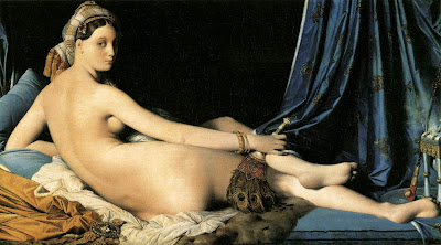Nudes, as seen Watteau, Ingres, Manet [and others...]