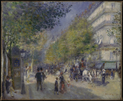 impressionism and revolution essay Impressionism was a major movement in painting that developed in  almost all  of the major impressionist artists read baudelaire's essay.