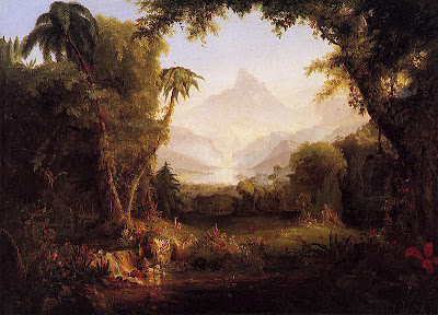 Painted by: Thomas Cole
