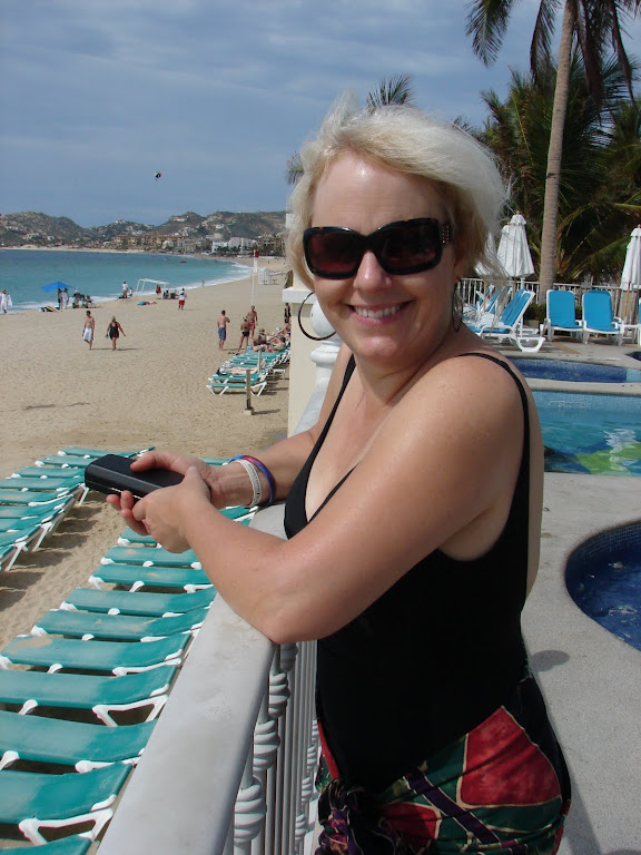 Shelly in Cabo