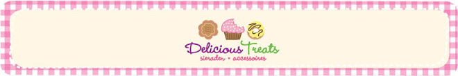 Delicious Treats. All kind of treats for you
