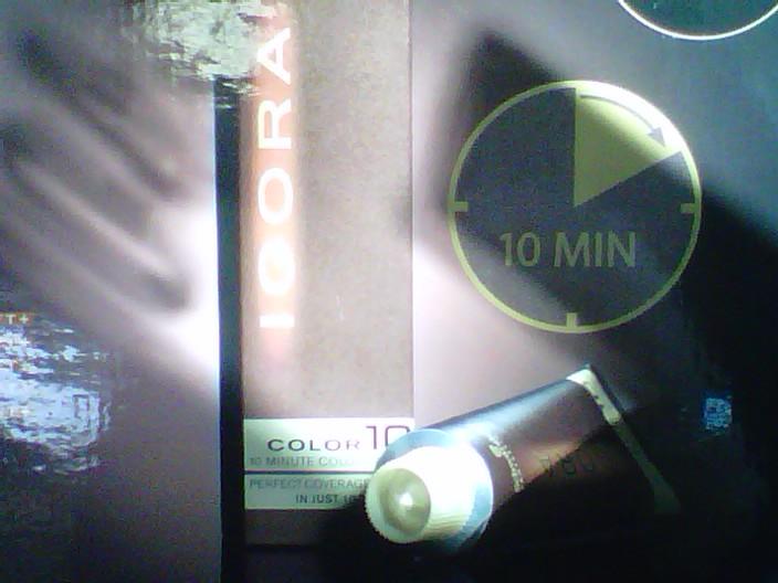 Phenomenalhaircare Schwarzkopf Igora10 Minute Haircolor