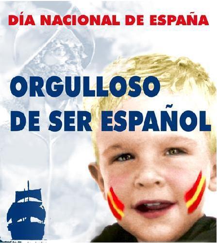 Resultado de imagen de fotos de niños y con la bandera de españa