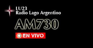 LU 23 - RADIO LAGO ARGENTINO - RIO GALLEGOS - SANTA CRUZ