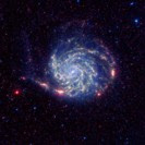 NASA: Pinwheel galaxy