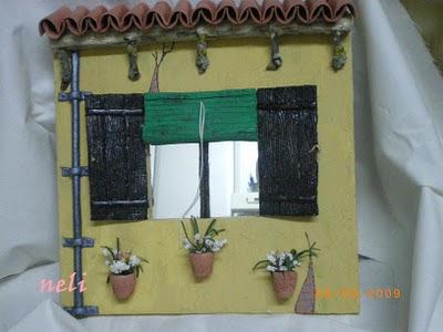 Dej v malma day mi llave allen - Manualidades espejos decorados ...