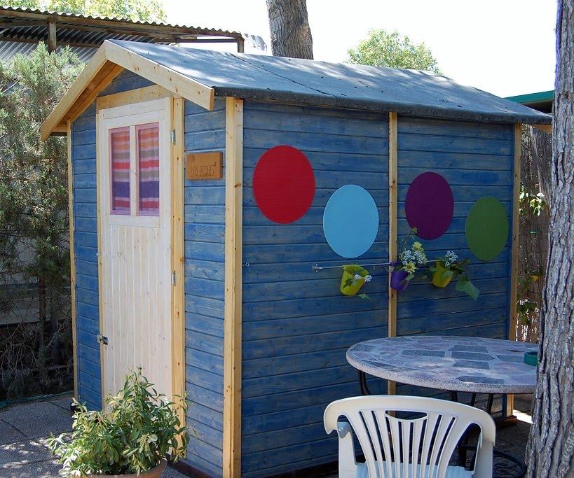 Villa los peques una peque a gran casa para so ar mi for Casitas infantiles jardin baratas