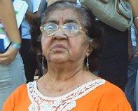 Minha Mãe, a famosa vovozinha ...
